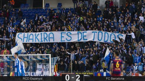 La afición del Espanyol enturbia un partido sin historia que resolvió Munir
