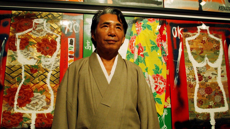 Kenzo Takada. (Reuters)