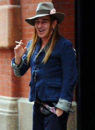 Foto: Dior suspende a Galliano tras ser acusado de insultos antisemitas