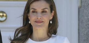 Post de Doña Letizia, 'arreglá pero informal' para almorzar con el presidente de Eslovenia