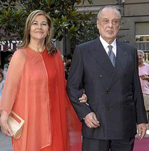 """La viuda de Sabino Fernández Campo: """"El Rey sabe que no tiene que abdicar ni debe hacerlo"""""""