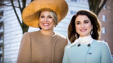 Máxima y Rania o el encuentro de dos grandes (con error de protocolo incluido)