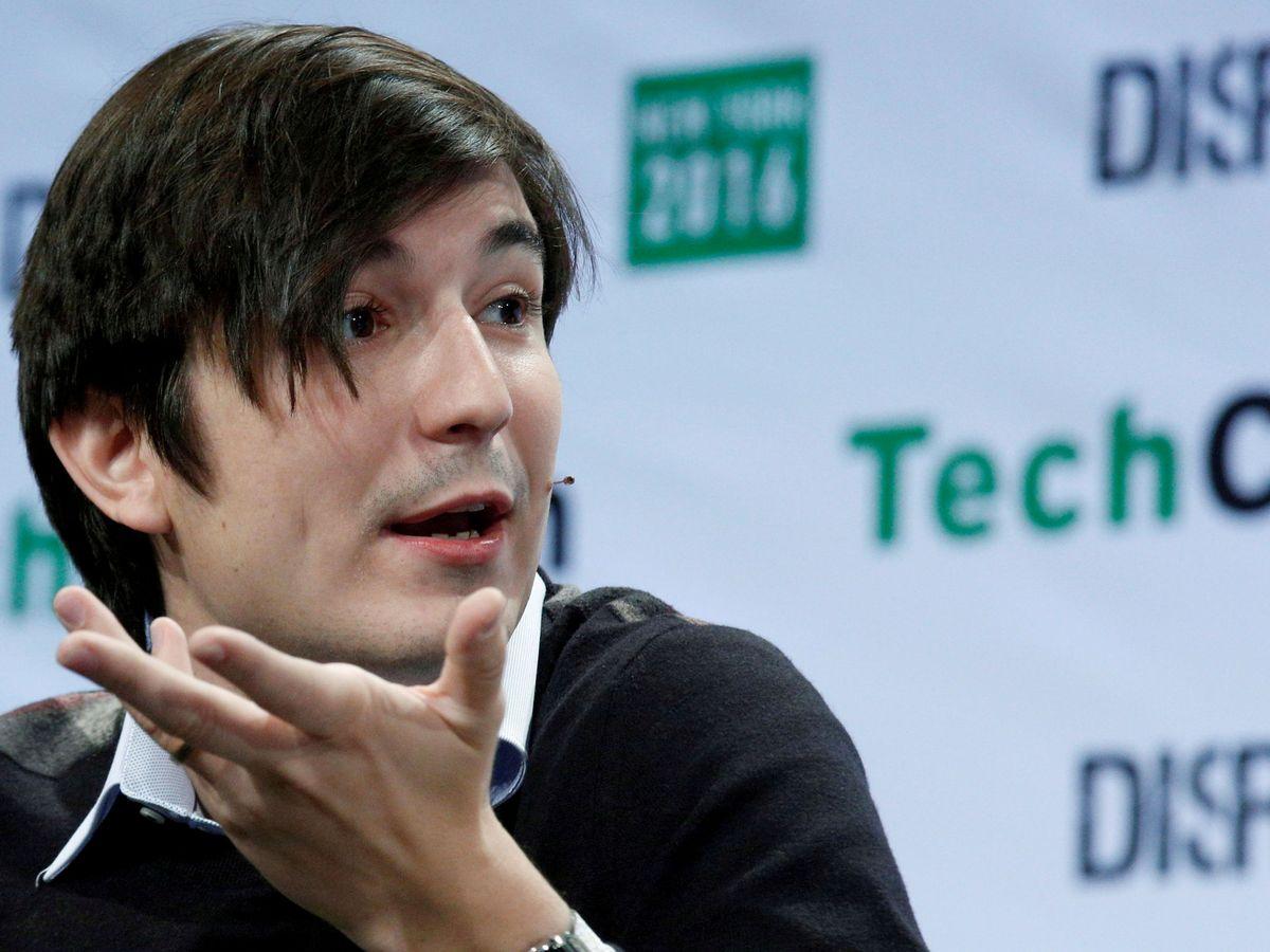 Foto: Vlad Tenev, cofundador y CEO de Robinhood. (Reuters)
