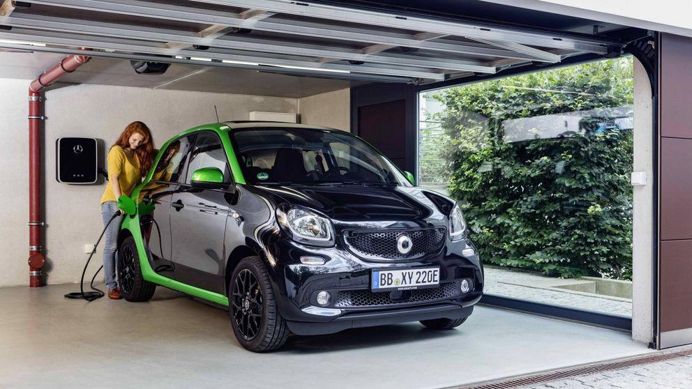 Nuevo Smart eléctrico, la revolución urbana