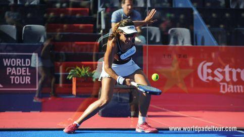 El punto interminable en los cuartos del Valladolid Open de pádel