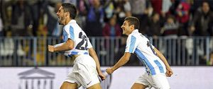 El Málaga saca los colores a un Real Madrid que ya está a 16 puntos del Barcelona