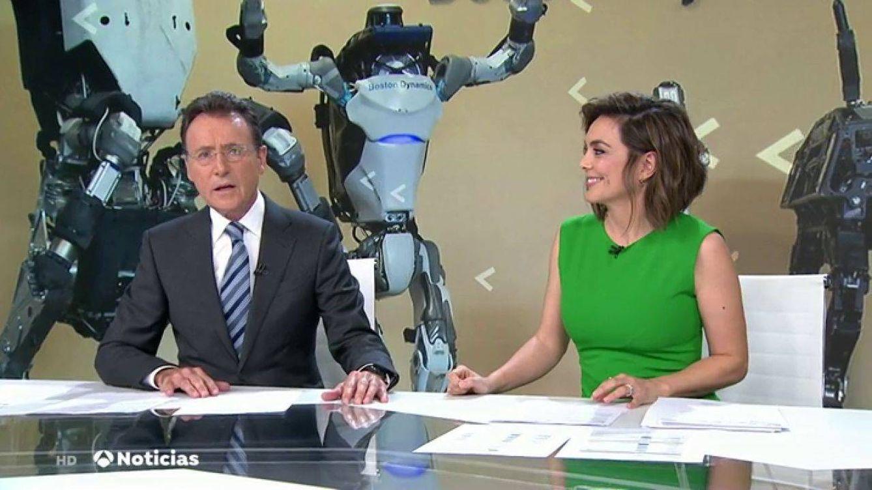 Mónica Carrillo disipa dudas: ¿por qué Matías Prats no está presentando 'Antena 3 Noticias'?