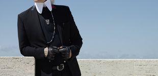 Post de Fendi llora a Karl Lagerfeld