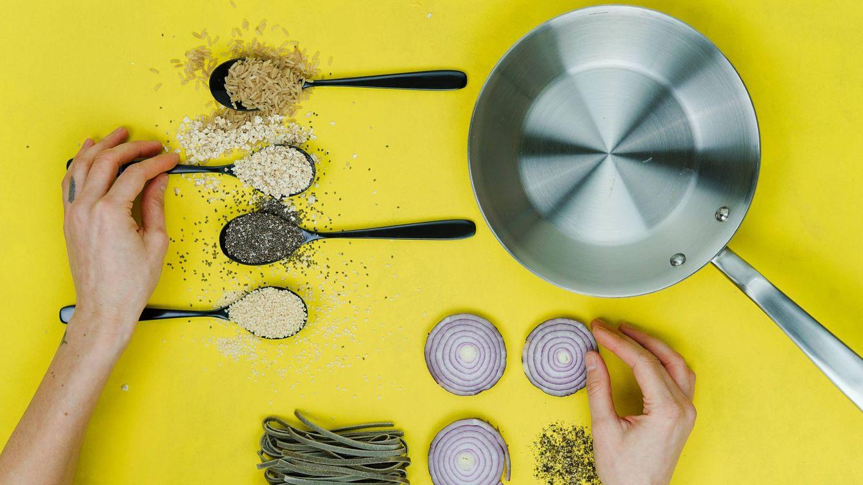 Cómo adelgazar en la cocina y disfrutar mientras comes
