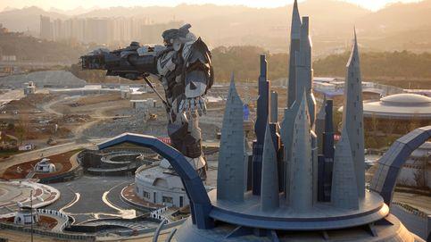 El gigantesco Disney World chino de la ciencia ficción