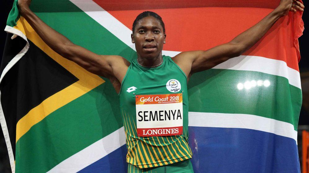 Foto: Caster Semenya, en los juegos de la Commonwealth. (EFE)
