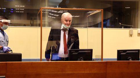 Arranca en La Haya el juicio final a Ratko Mladic, el 'carnicero de Srebrenica'