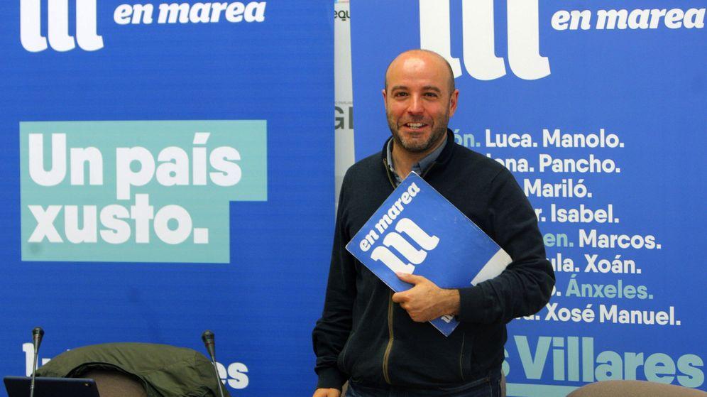 Foto: Luis Villares, portavoz de En Marea. (EFE)