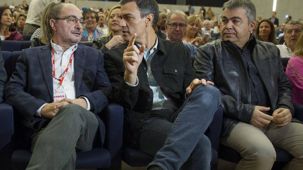 Los barones no maniobrarán contra Sánchez pero sí le piden una reflexión