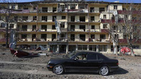 Todo lo que hacemos sirve para que ganen nuestros soldados: vida en Nagorno-Karabaj