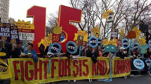 Estamos dispuestos a todo: la exitosa lucha por subir el salario mínimo en EEUU