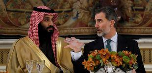 Post de El Ibex presenta credenciales ante el heredero de Arabia Saudí