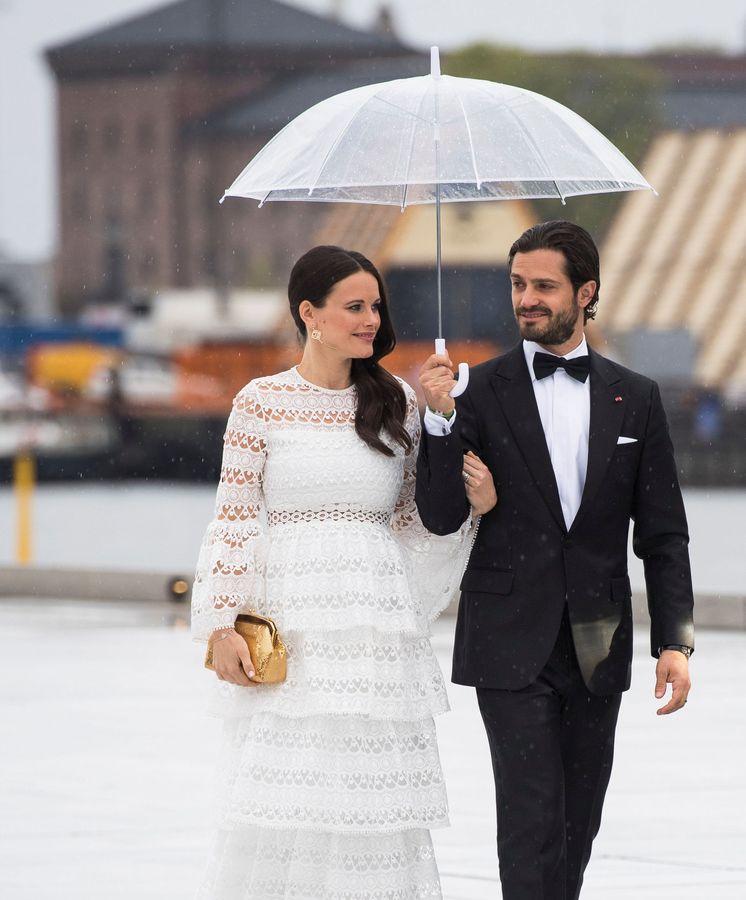Foto: Carlos Felipe y Sofía de Suecia en una imagen de archivo. (Reuters)