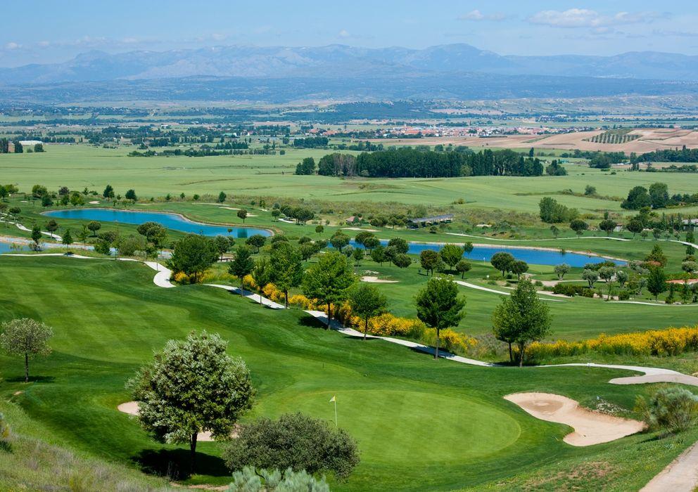 Foto: Club de Golf Retamares