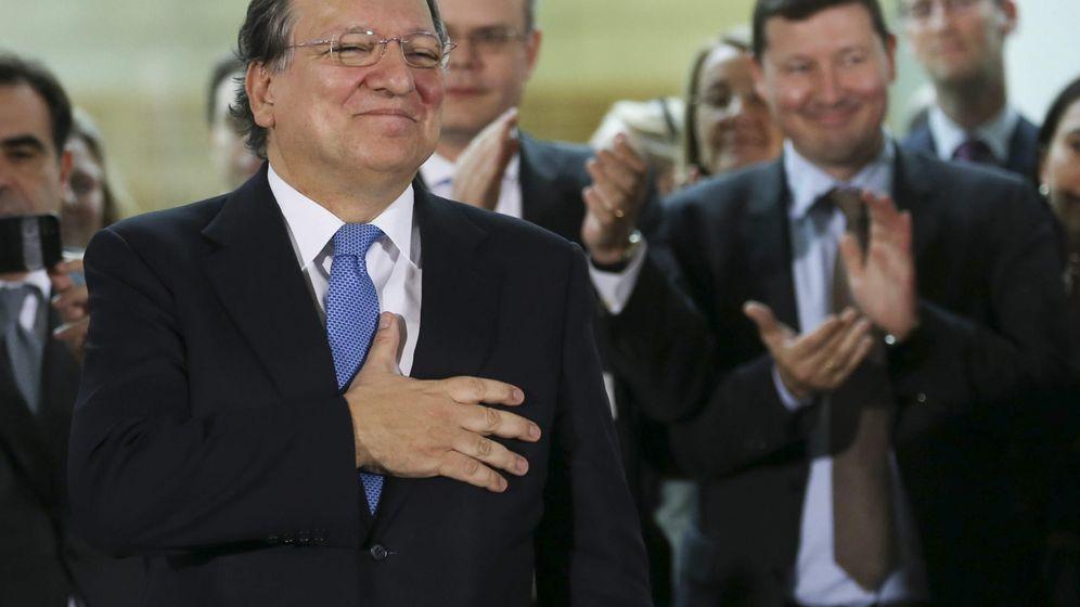 Foto: El presidente saliente de la Comisión Europea, Josá Manuel Durao Barroso. (EFE)