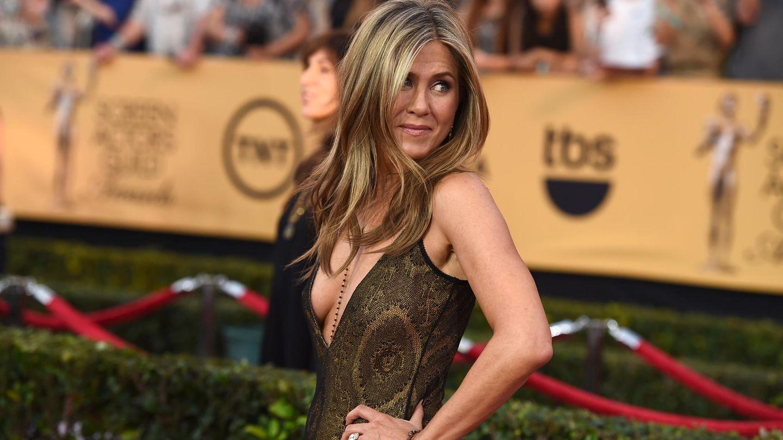 Jennifer Aniston usa el aceite de coco para perder peso. (Foto: Gtres)