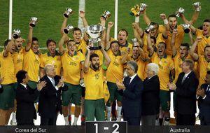 Para esto se mudó Australia a Asia, campeona de clubes y de naciones