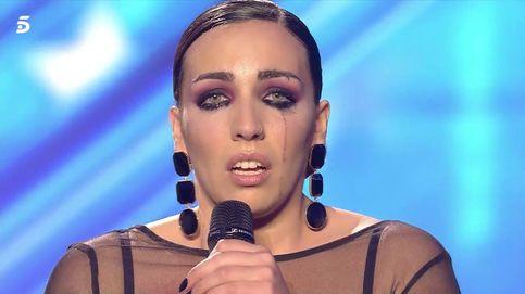 La impresionante actuación de Nazaret la lleva a la final de 'Got Talent España'