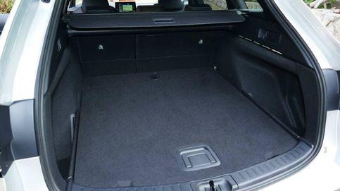 Toyota Corolla TS, familiar de bajo consumo