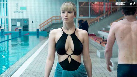 'Gorrión rojo': una excusa para que Jennifer Lawrence se quite la ropa