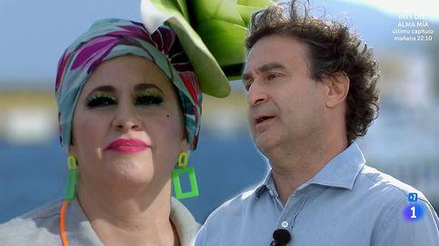 La Terremoto encara con Pepe en 'MC Celebrity': Esperaba una disculpa