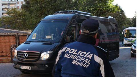 Madrid será la tumba de los menas: denuncian la protesta neonazi en San Blas tras una agresión en el barrio