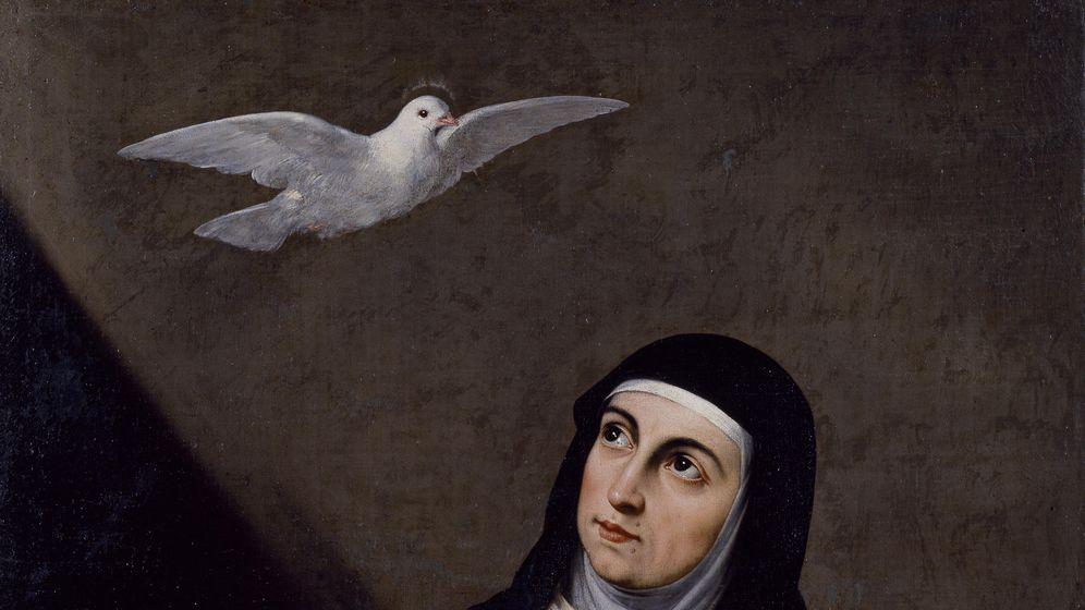 Foto: 'Santa Teresa de Jesús', de José de Ribera (1640-1645)