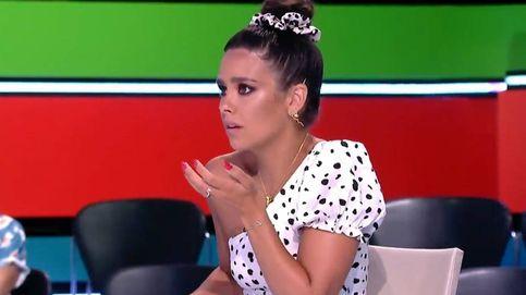 Se me saltan las lágrimas: Cristina Pedroche y su disgusto en 'Zapeando'