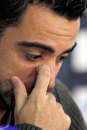 Xavi Hernández, la mano que mece la cuna de España