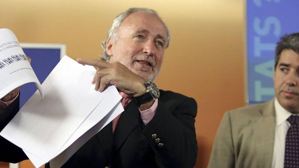 Foto: Fotografía de archivo de Antoni Fernández Teixidó. (EFE)