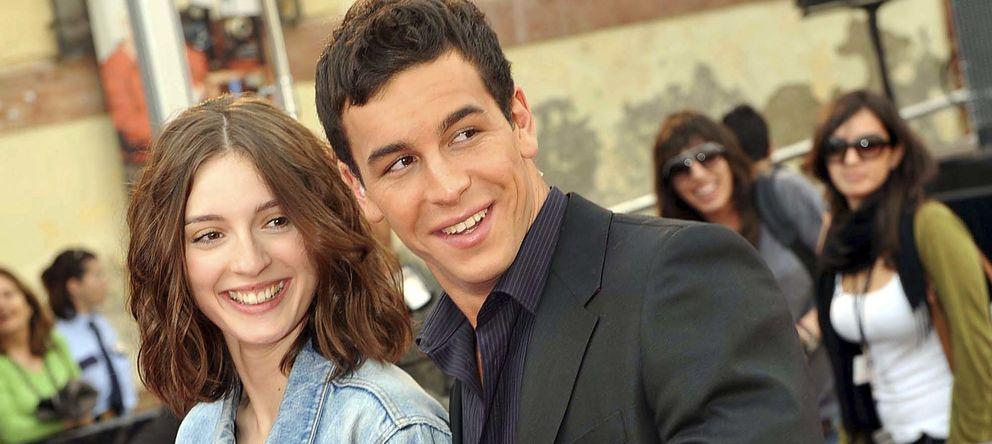Foto: Los actores Mario Casas y María Valverde en una imagen de archivo (Gtres)