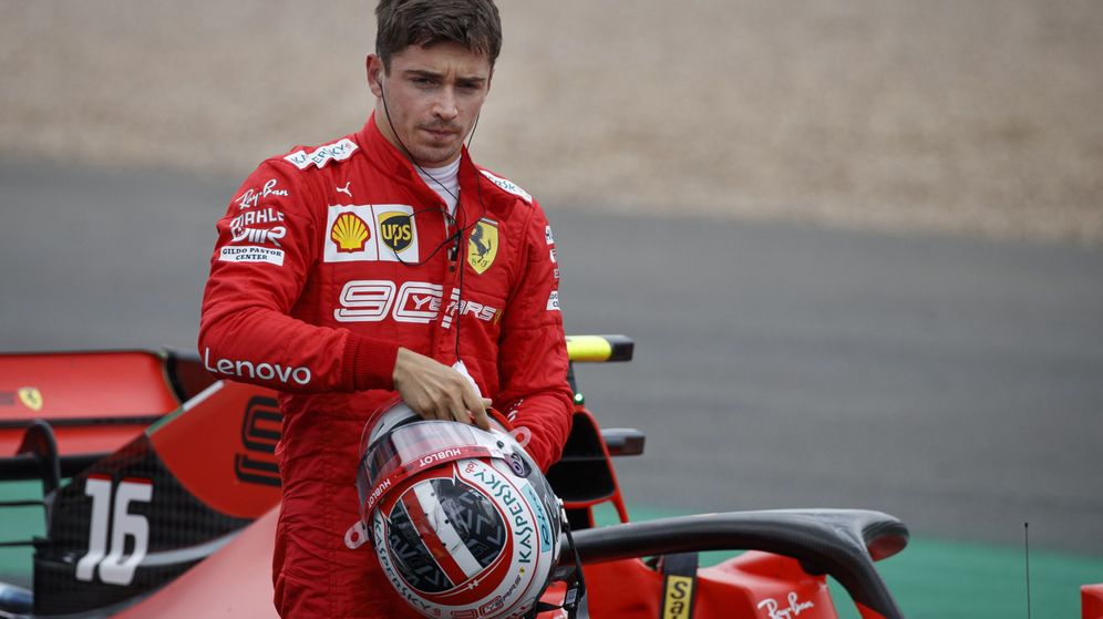 Foto: Leclerc se adaptado mejor al Ferrari desde Francia. (EFE)