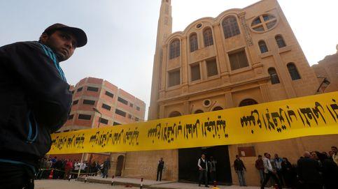 Al menos diez muertos en un ataque contra una iglesia al sur de El Cairo