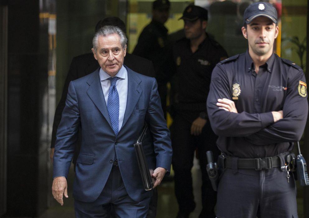 Foto: Miguel Blesa en la Audiencia Nacional (EFE)