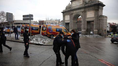 La explosión de la calle Toledo de Madrid, en directo: sigue los acontecimientos en el centro de la ciudad