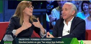 Post de Gran bronca entre Eduardo Inda y Angélica Rubio: