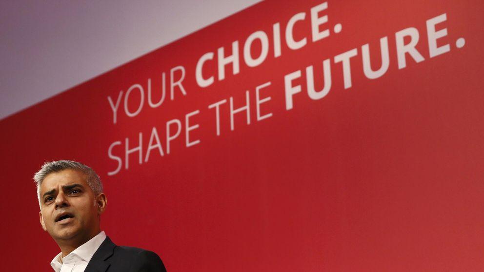 Sadiq Khan se convierte en el primer alcalde musulmán de Londres