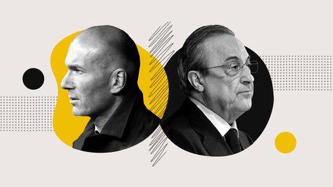 Se acabó el pastel: una teoría inquietante sobre la ruptura entre Florentino y Zidane