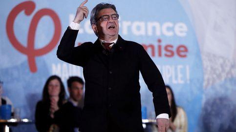Mélenchon anuncia su candidatura para las presidenciales francesas de 2022