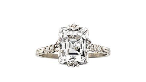 Diamantes para la primavera: una subasta con piezas de todo el mundo