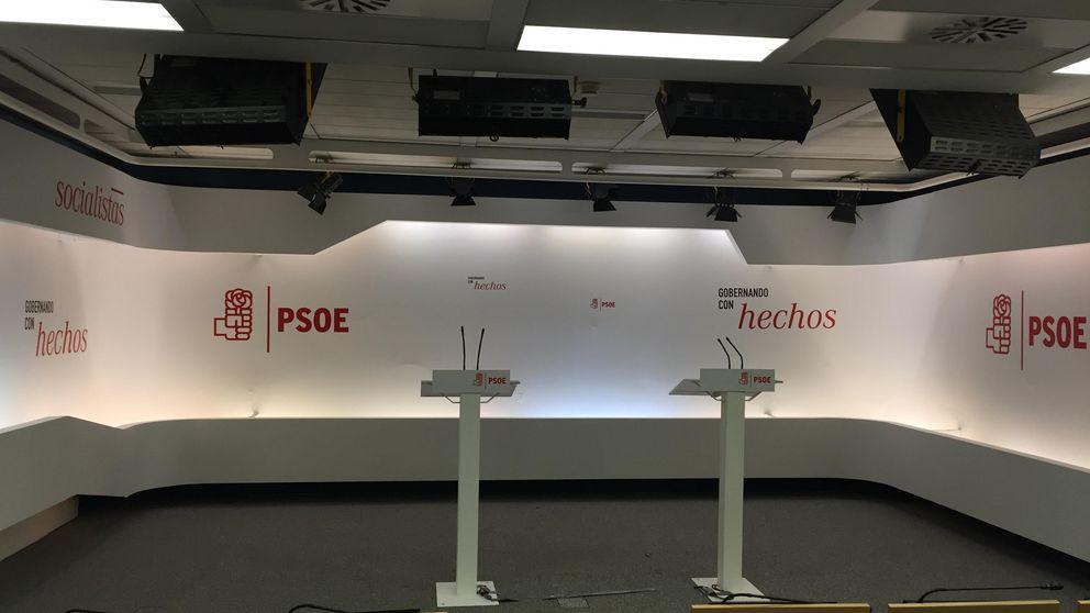 PSOE: tres relatos y un solo partido verdadero