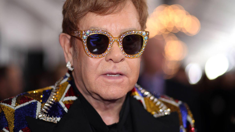 Elton John. (Getty)