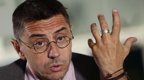 Monedero ve a Rajoy como a Hitler en el búnker: Da órdenes desesperadas