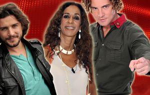 Bisbal, Rosario y Manuel Carrasco, 'coaches' de 'La Voz Kids'