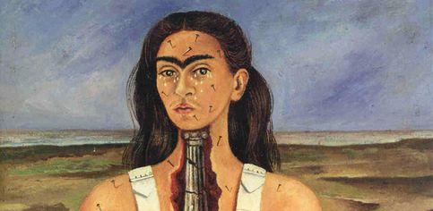 Se cumplen 100 años del nacimiento de Frida Kahlo